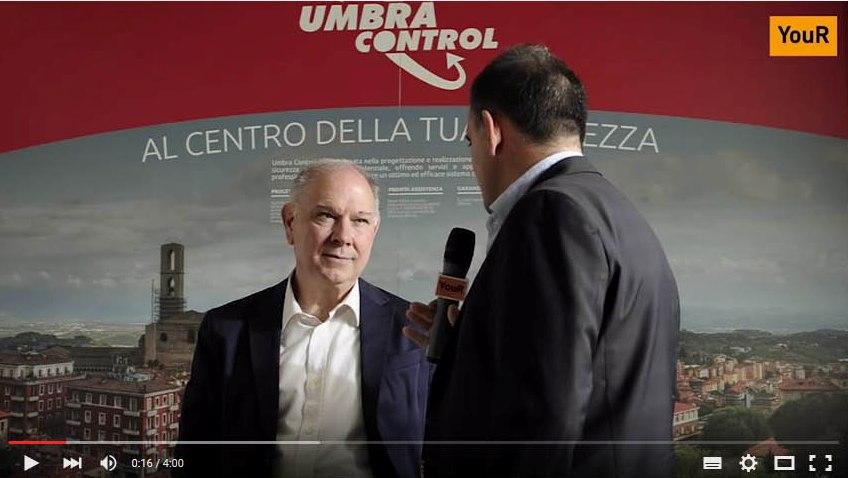 Intervista Mauro Cassini Umbra Control