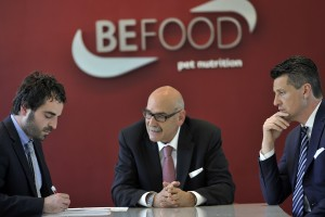 Giorgio Scassini e Fabio Bernini Befood
