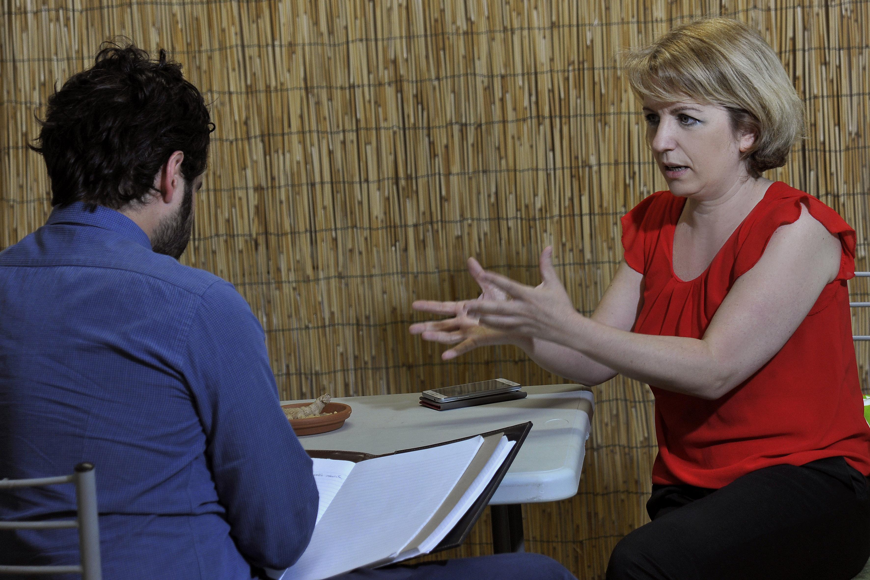Federica Proni: « Così il mio massaggio termale vi porterà nell'antica Roma»