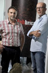 Umberto di Fonzo e Giorgio Magliocca