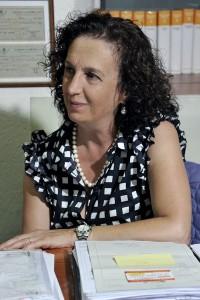 Laura Zenoni delle Onoranze funebri Zenoni e Scarponi