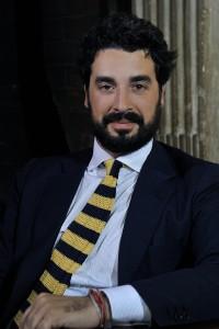 Raffaele Maria Maiorano nel suo studio
