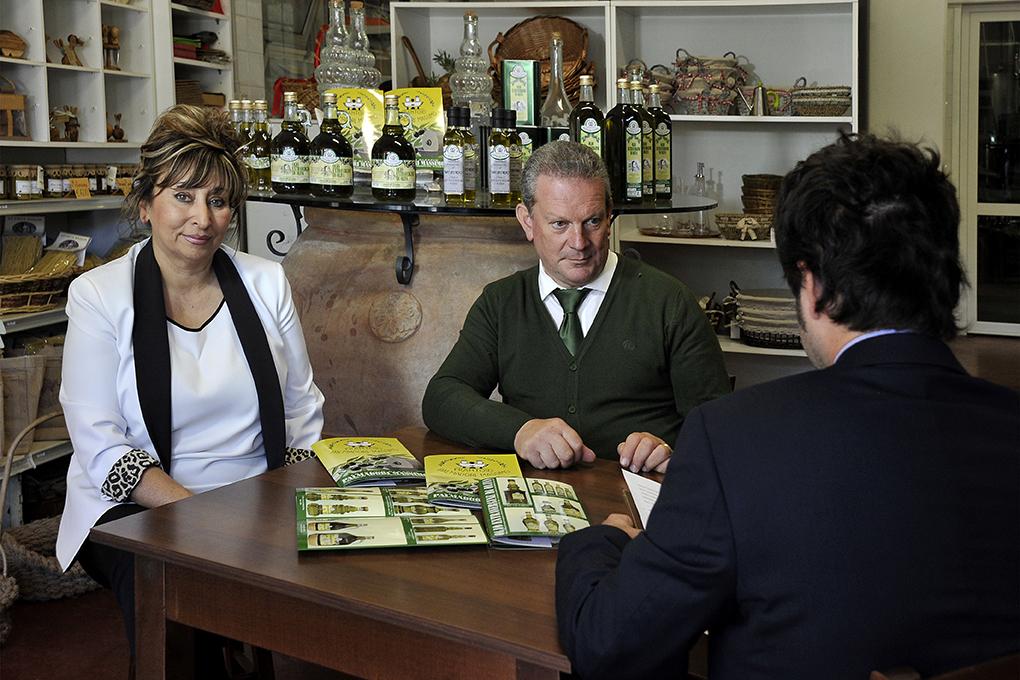 Massimo Palmadori: «Così l'olio della tradizione umbra incontra il futuro»