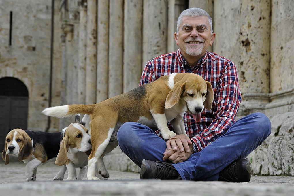 Rudi Baldi: «Il beagle? È il cane ideale per la famiglia, ecco come sceglierlo»