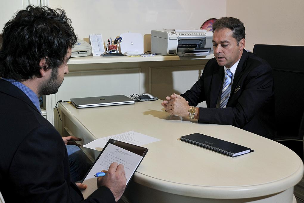 Intervista a Valerio Biasci dell'agenzia funebre Biasci