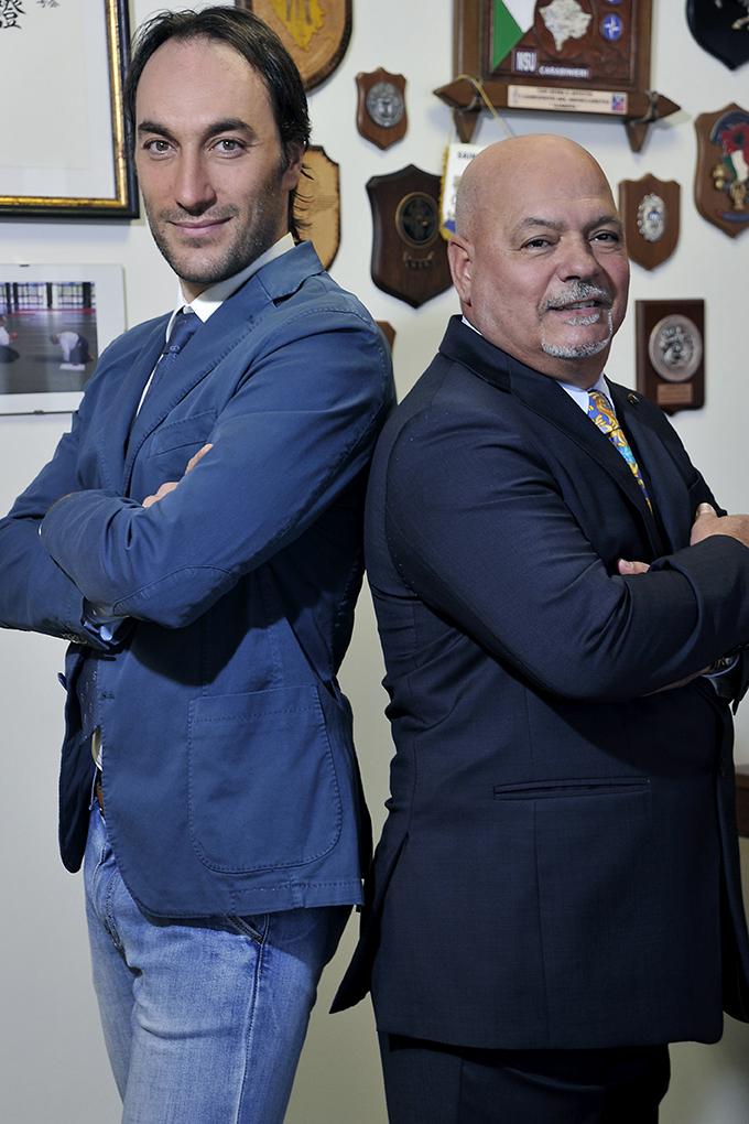 Pietro Berardi e Alessandro Gili