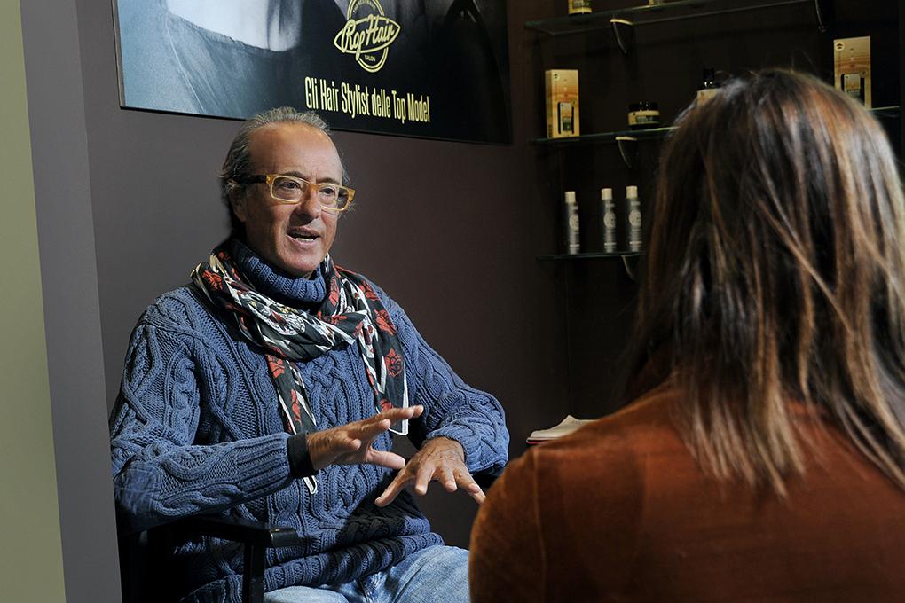 """Roberto Rosini: """"Rop Hair Salon di Livorno è solo il primo di una serie di saloni che apriremo lungo la costa toscana"""""""