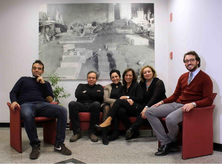Fonderia Marini, quattro generazioni per un'unica passione: la ghisa