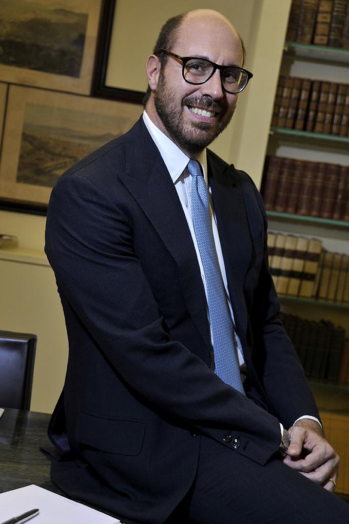 Luca Garramone dello Studio Boursier Niutta & Partners