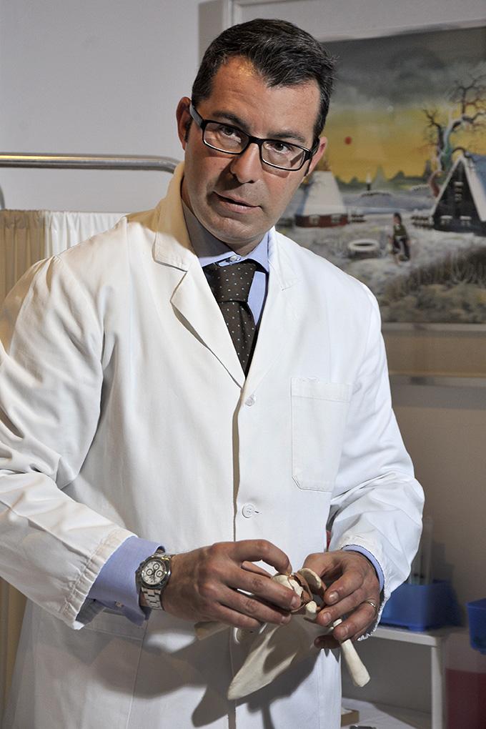 Dottor Francesco Raffelini - Genova