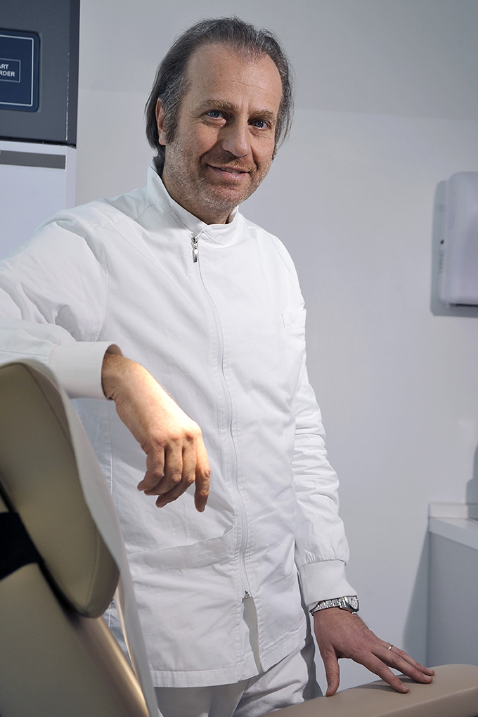 Gino Mattutini dermatologo