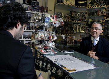 Alberto Guerrini: «Scouting e competenza al servizio di ogni collezionista e appassionato di fumetti e memorabilia»