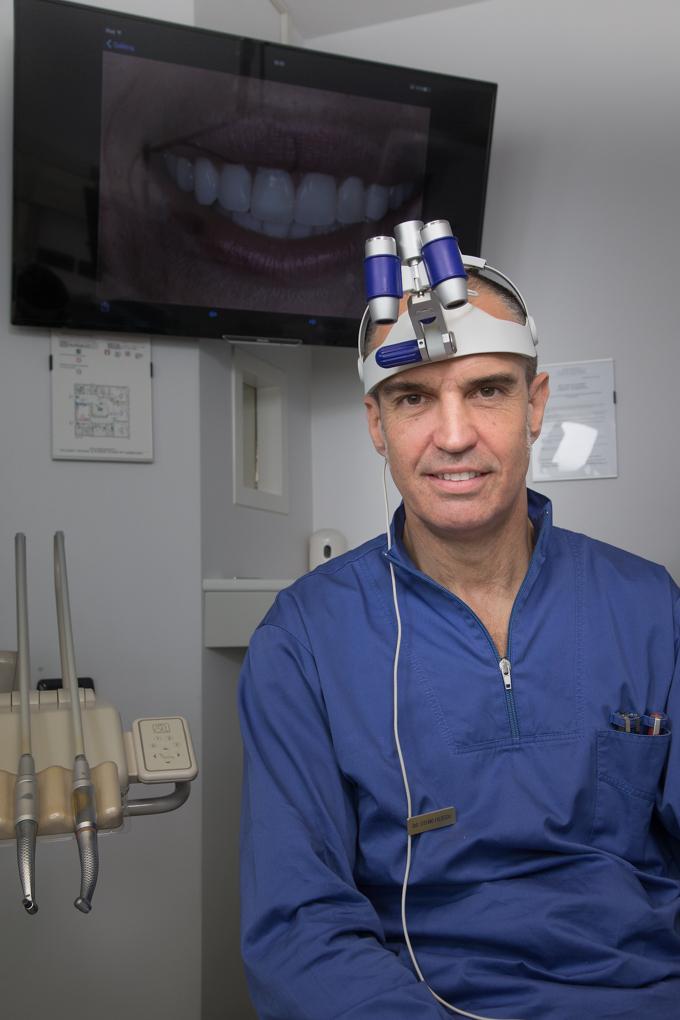 Stefano Calderoli dentista