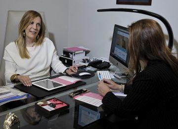 """Antonella Paolucci """"Curare un paziente significa mettere prima di tutto la persona al centro""""."""