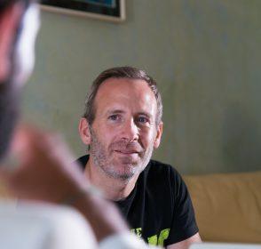 Gianni Meloni, titolare dell'Hotel Fertilia: «La Sardegna meta perfetta per una vacanza a misura d'uomo»