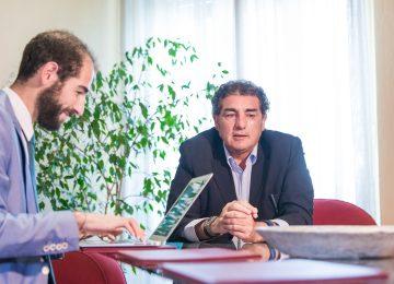 Massimo Murru: il futuro dell'avvocatura passa attraverso la conoscenza del diritto e le competenze umane
