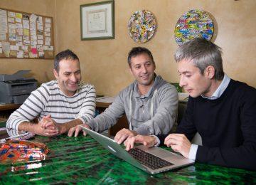 Luca Zanca e Salvatore Romano: «L'auto non va solo riparata ma anche personalizzata con la cubicatura»