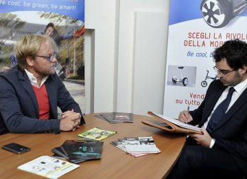 Carlo Zuccari: «Non semplici mezzi di trasporto, così monoruote e bici elettriche cambiano la nostra vita»