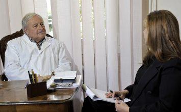 """Mario Petracca """"Crioterapia selettiva, un metodo combinato per curare le emorroidi"""""""