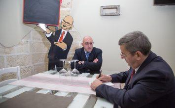 """Marco Indennitate: """"Come organizzare i vostri eventi nelle location più suggestive del Salento"""""""