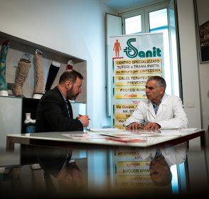 Sanit: la competenza al servizio della cura del linfedema