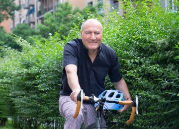Franco Silvestrini: «Una bicicletta è come un abito su misura e va personalizzata il più possibile»