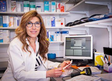 Roberta Leoncini, titolare della Farmacia Santa Maria: «La professione del farmacista sta cambiando volto»