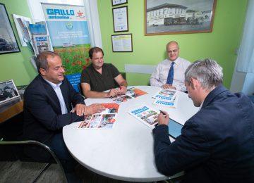 Giovanni Grillo della Grillo Antonino Traslochi: «Esperienza e professionalità per battere la concorrenza sleale nel settore»