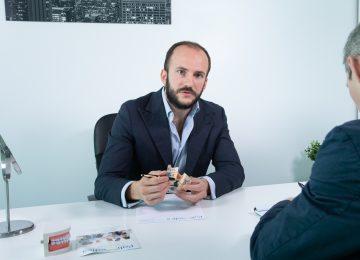 Dottor Edoardo Franzini, Polimedica Vitruvio: «La chirurgia guidata come nuova frontiera dell'implantologia dentale»