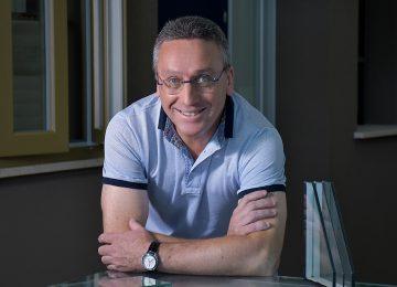 Sergio Zanin: «Materiali top e consulenza, così nasce un serramento su misura»