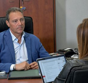 """Massimo Lazzeri: """"Il mercato delle auto si trova davanti a una svolta epocale, ma vince ancora chi sa gestire al meglio il rapporto con i clienti""""."""