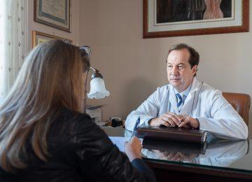 """Dottor Alessandro Tricomi: """"Curare la pelle a 360 gradi, adesso si può""""."""