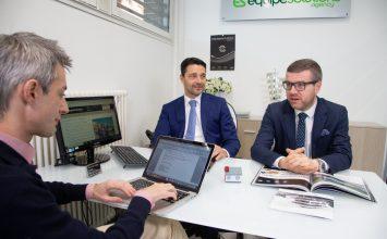 """Casadoro e Spinelli di Equipe Solutions: «L'agente immobiliare è il """"regista"""" di ogni compravendita»"""