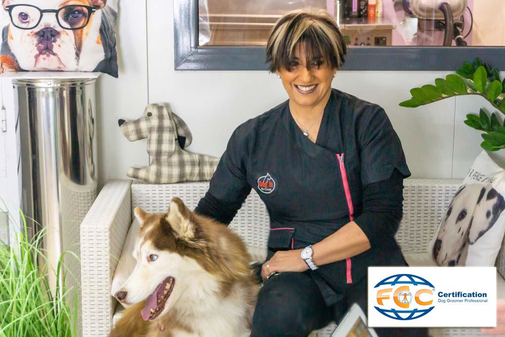 Cinzia Spiga Ligiene Della Famiglia Passa Per La Pulizia Di Cani