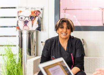 """Cinzia Spiga: """"L'igiene della famiglia passa per la pulizia di cani e gatti"""""""