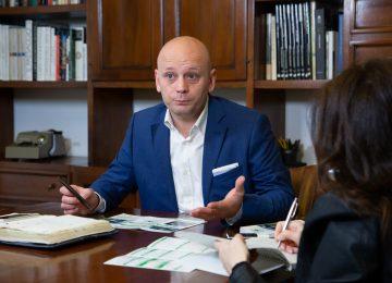 Lorenzo Guglielmetti: «Con i distributori automatici di biomasse si investe puntando sulla green economy»
