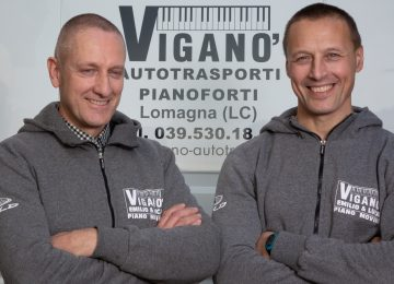 Luca Viganò, Autotrasporti Viganò: «Per muovere un pianoforte è fondamentale poter contare su un'orchestra di soluzioni»