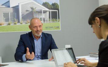 """Mauro Simioni (Ottocase srl, San Martino di Lupari – Padova): """"La casa in legno? Non è detto che vada bene per tutti. Ma è il futuro"""""""