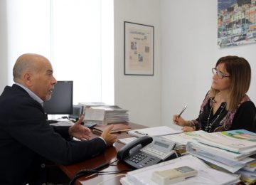 """Romano Capponi: """"Per stipulare una polizza la scelta dell'agente assicurativo è fondamentale"""""""
