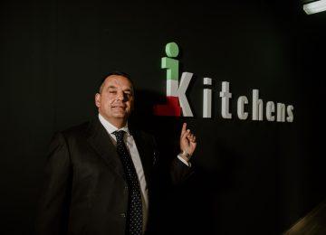 """Antonio Calvi (Ikitchens Cucine): """"Passa attraverso agenti immobiliari e costruttori lo sviluppo del settore arredamento"""""""
